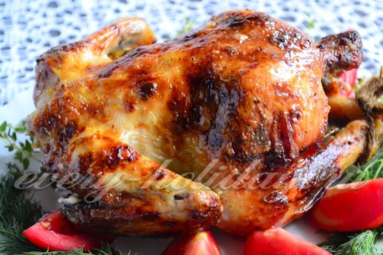 рецепт курицы на банке