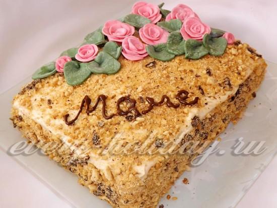 Торт для мамы: 8 рецептов к 8 марта