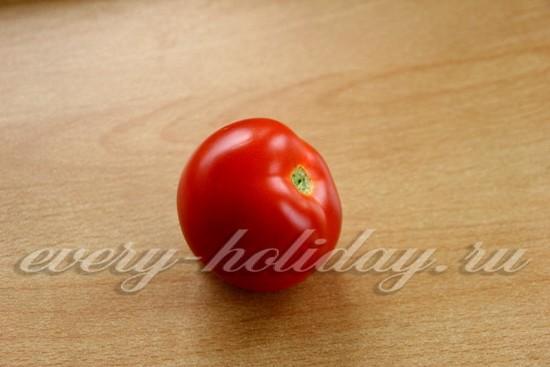 помойте помидор