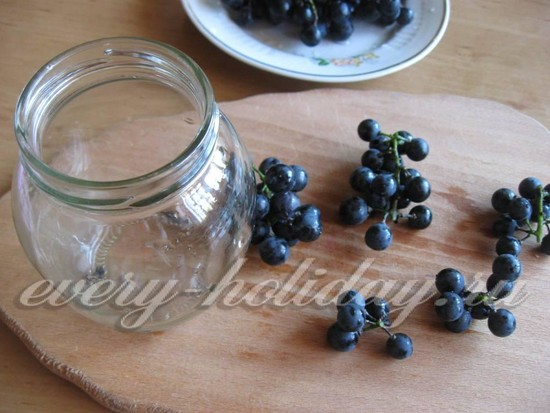 делим гроздья на мелкие гребни