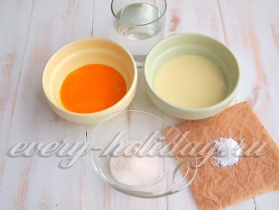 Ингредиенты для яичного ликера адвокат