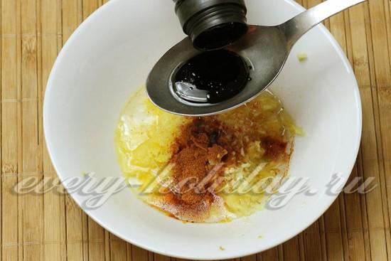 Добавить в маринад соевый соус