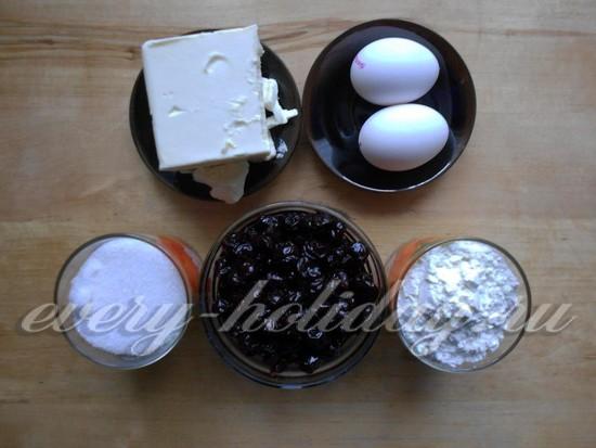 Ингредиенты для приготовления тертого пирога
