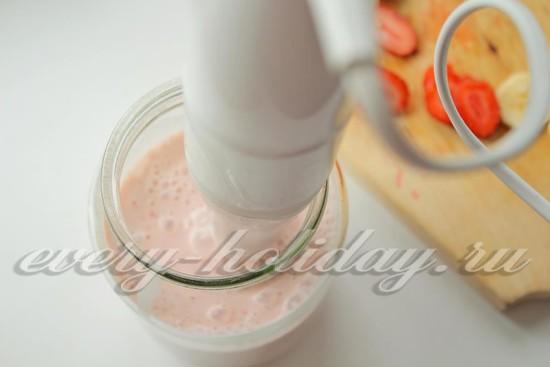 Утренний смузи Для любимого, пошаговый рецепт с фото