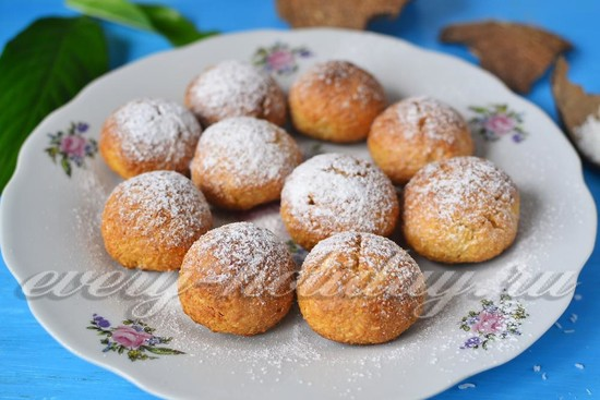 Кокосовое печенье мягкое бельгийское рецепт