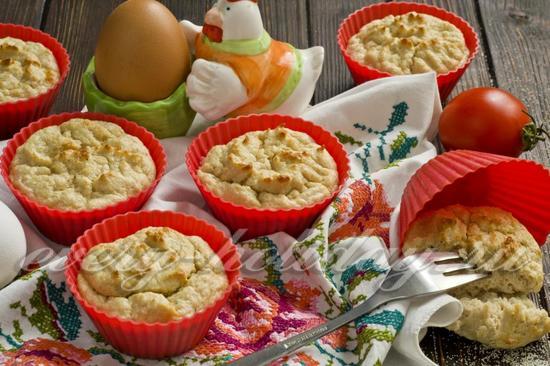 Рецепт суфле из курицы