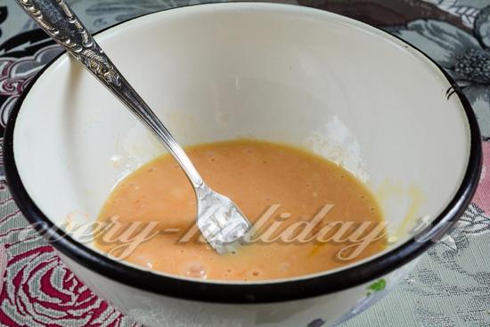 Взболтать соус