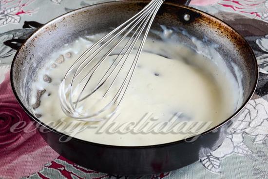Сварить соус