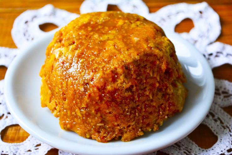 Торт без выпечки из пряников со сгущенкой