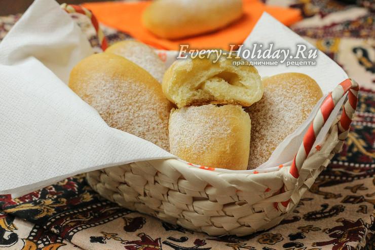 Французские дрожжевые булочки – вкус потрясающий