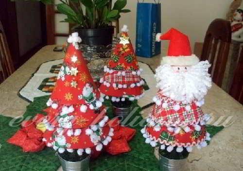 Как сделать костюм Деда Мороза своими руками ФОТО