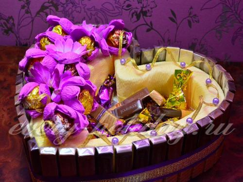Шампанское из конфет своими руками пошаговое фото для начинающих фото 878
