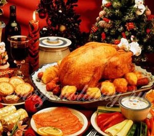 Что приготовить на Рождество в России