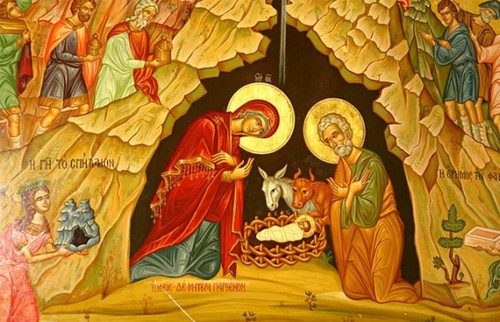 Молитва к празднику рождества христова