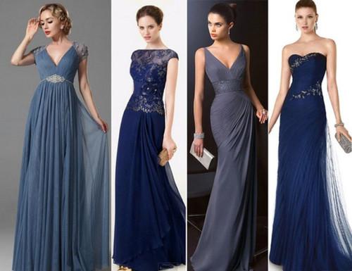 пурпурное платье