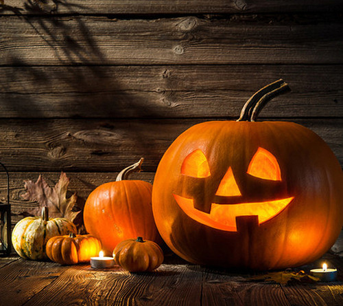 Самые страшные тыквы на хэллоуин своими руками