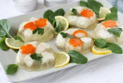 Заливной пеленгас ― пошаговый рецепт с фото.