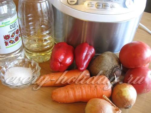 Заправка для борща из свеклы на зиму: рецепты очень вкусно