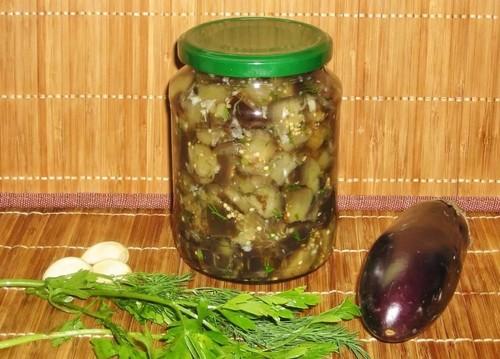 Баклажаны на зиму - лучшие рецепты с фото без стерилизации (самые вкусные)