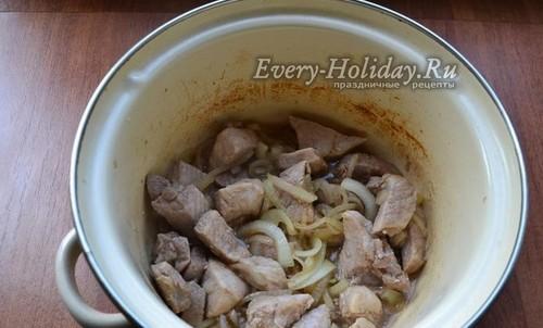 Лагман – рецепт с фото в домашних условиях из свинины