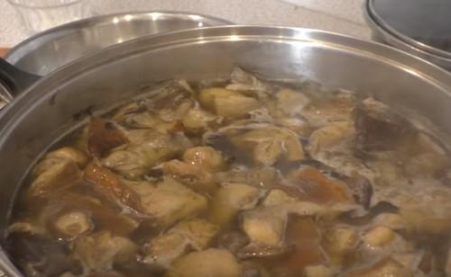 Белые грибы маринованные на зиму: рецепты приготовления с фото пошагово