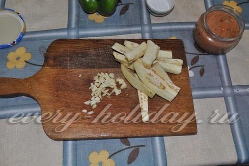 Лечо из баклажанов на зиму: рецепты {amp}amp;quot;Пальчики оближешь{amp}amp;quot; с фото пошагово, просто и вкусно