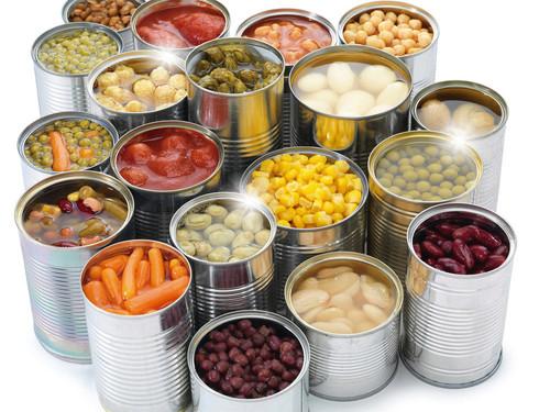Сроки хранения продуктов в жестяных банках