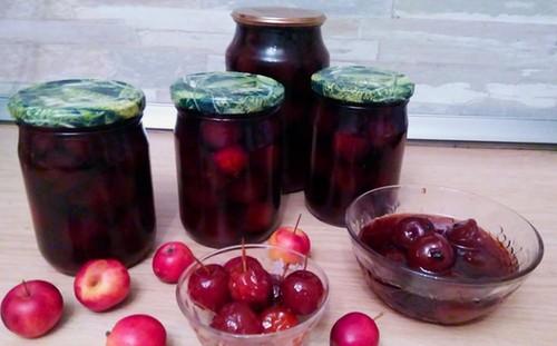Варенье из райских яблок с хвостиками - прозрачное: рецепт с фото пошагово